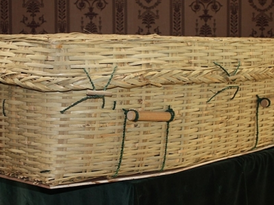 Pandanus Coffin